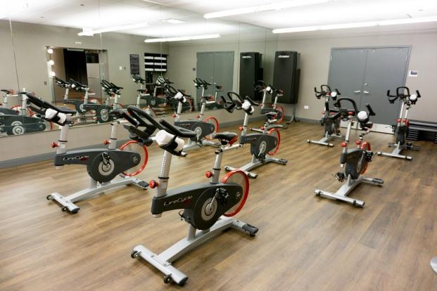 Fitness Lab Room